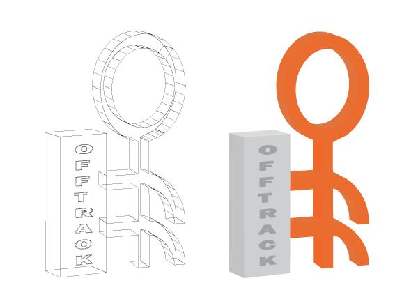 Offtrack logo
