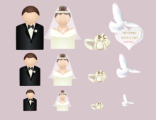 Wedding Vista Icons