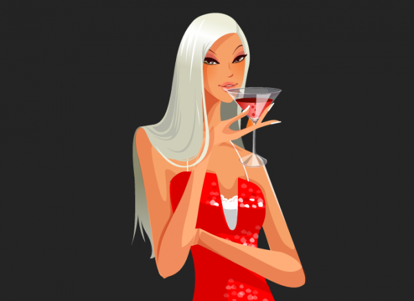 Cocktail Girl