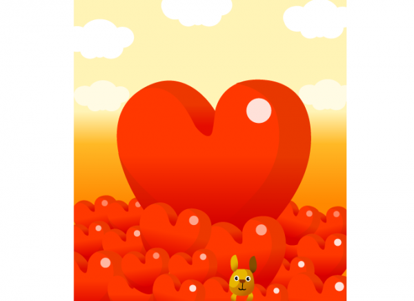 Field Of Hearts