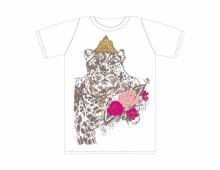 Vintage Tiger T-shirt Design