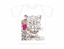 Vintage Tiger T-shirt Design I