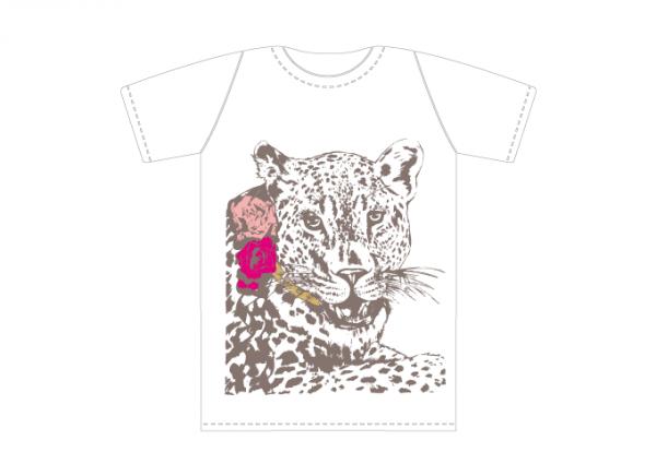 Vintage Tiger T-shirt Design I