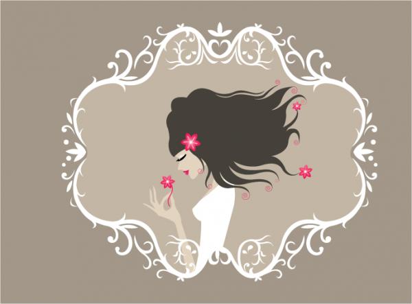 Flowering Girl