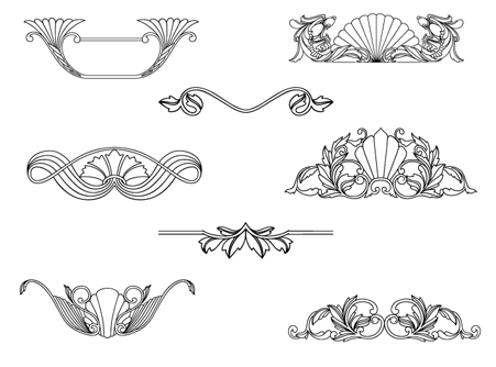 Design Elements Victorian Style