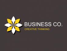 Flower Premade Logo