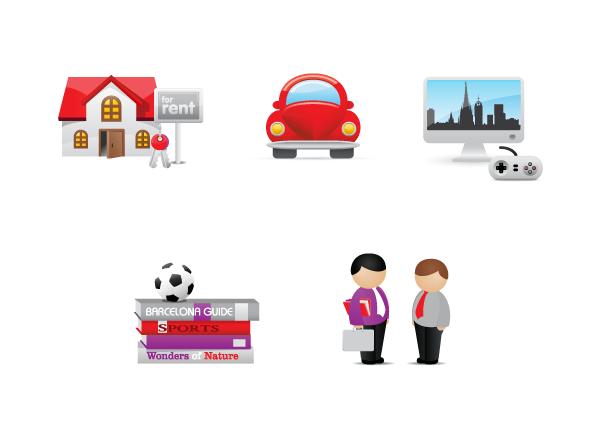 NaisPipol icons
