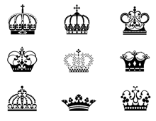 Detailed Crowns