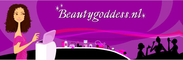 Banner design Beautygoddess.nl