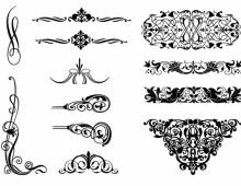 Art Nouveau Elements