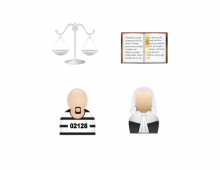 Justice Icons