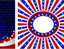 4th of July Stripes & Stars