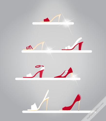 Fashionale Female Shoes
