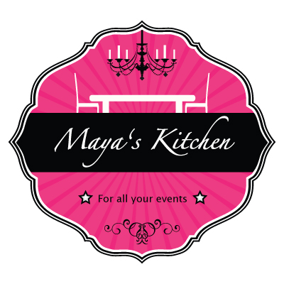 Maya's Kitchen Logo