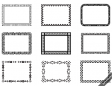 Ornament Frames