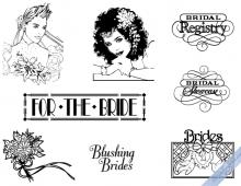 Vintage Brides & Elements