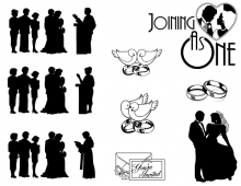 Vintage Wedding Ceremony Elements