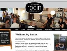 Rodin Café Restaurant Rotterdam