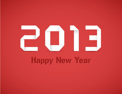 origami year 2013