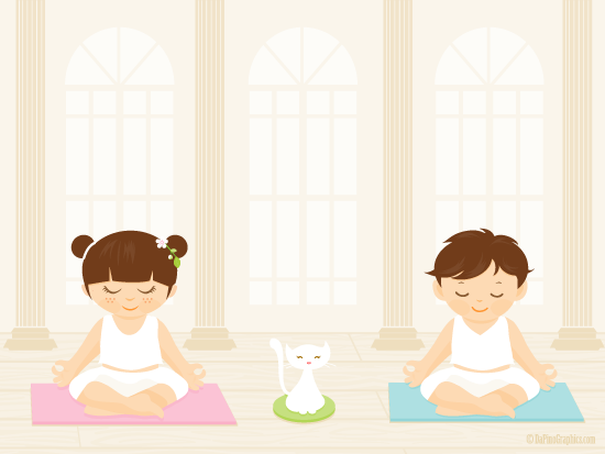 yoga-lotus-kids-wallpaper-prev